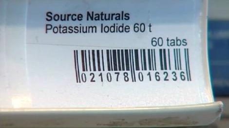 Nuclear crisis in Japan has sparked a sudden surge in sales of iodine pills around the world.