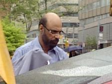 Dr. Naeem Hafiz Muhammad in Toronto on Thursday for his hearing