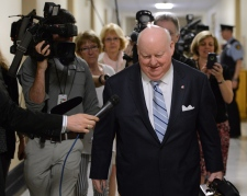 Senator Mike Duffy
