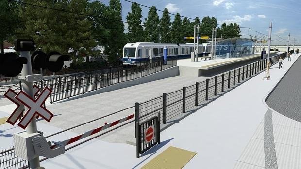 NAIT LRT Station COE