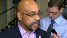 Percy Paris resigns and faces assult charges