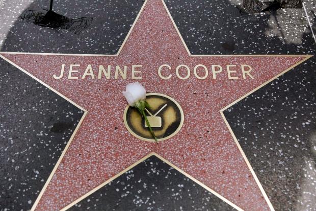 Jeanne Cooper star