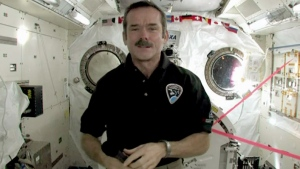 CTV News Channel: Chris Hadfield coming home