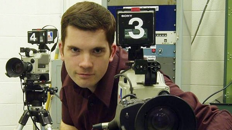 Edmonton filmmaker Mark Twitchell is shown in an undated photo from his MySpace page. (HO/ THE CANADIAN PRESS)