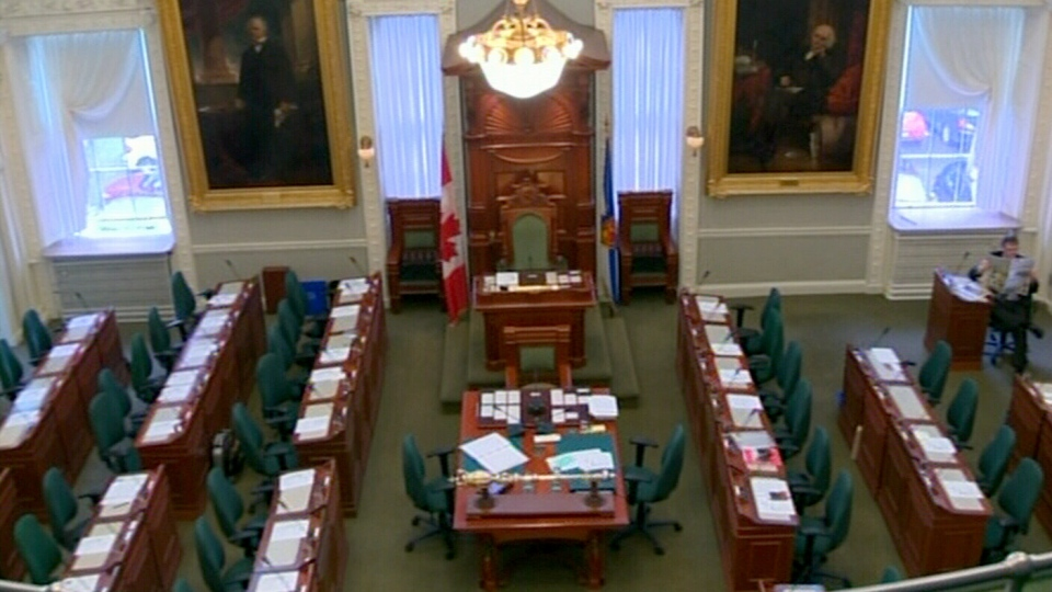 After being charged with assaulting another member of the legislature, Nova Scotia cabinet minister Percy Paris has resigned from his position.