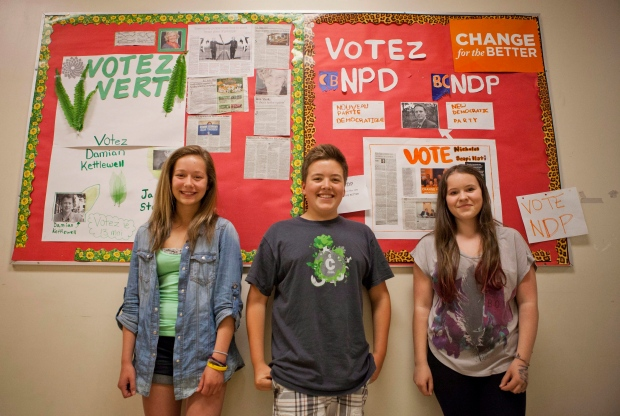 Election Students