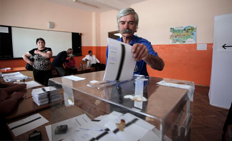 No party wins majority in Bulgaria's election