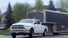 Tim Bosma truck