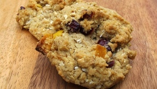 Tropical Oatmeal Cookies by Bloom Cookie Co.