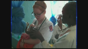 CTV Montreal Power of One: Nursing in Africa