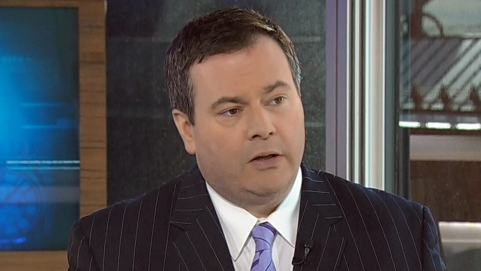 Immigration Minister Jason Kenney appears on CTV's Power Play in Ottawa, on Monday, May 13, 2013.