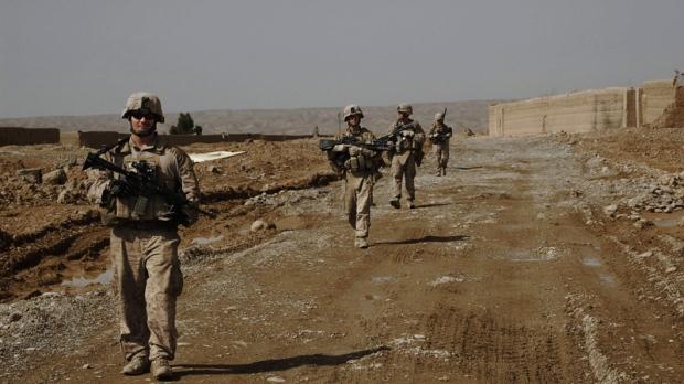 Gunmen On Motorbikes Kidnap Workers In Afghanistan Ctv News