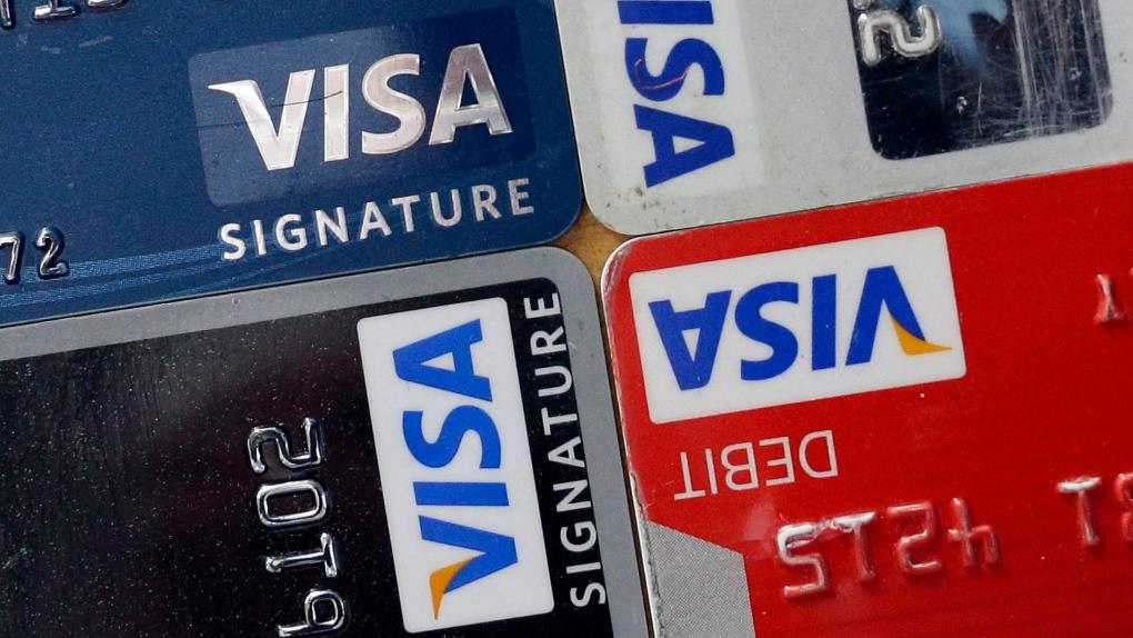 Visa and Visa Debit cards