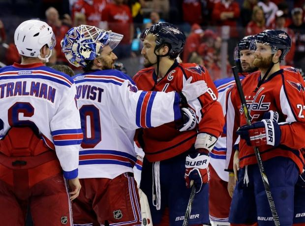 Four Original 6 teams remain in NHL playoffs