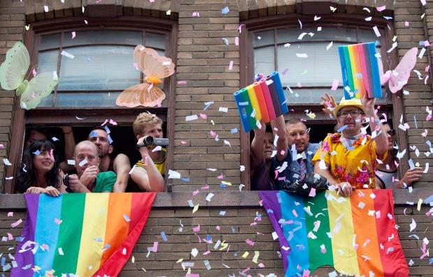 Gay Pride Parade Toronto
