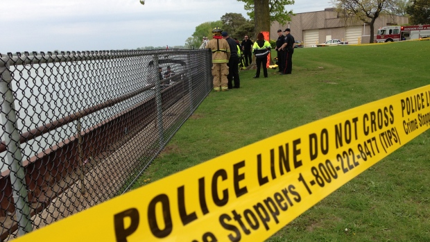 Body pulled from Detroit River