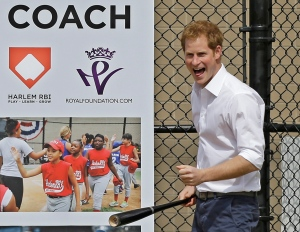 <b>50 Photos: Prince Harry Visits the U.S.</b>