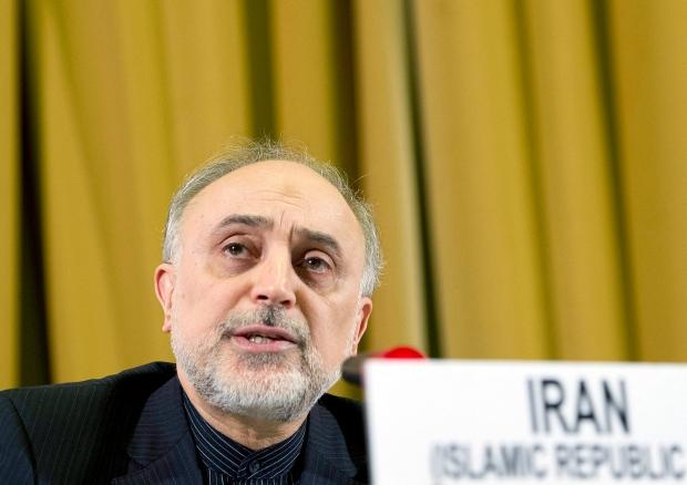 Iran's FM Ali Akbar Salehi, Feb 28, 2012.