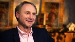 Author Dan Brown in seen in this CTV file photo.