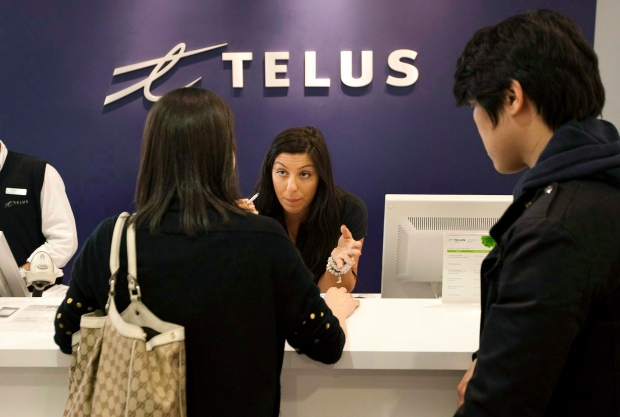 Telus to take over Mobilicity