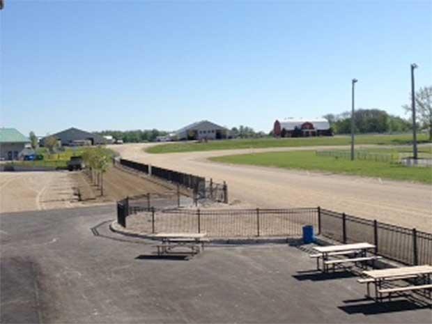 Clinton Raceway Live Video
