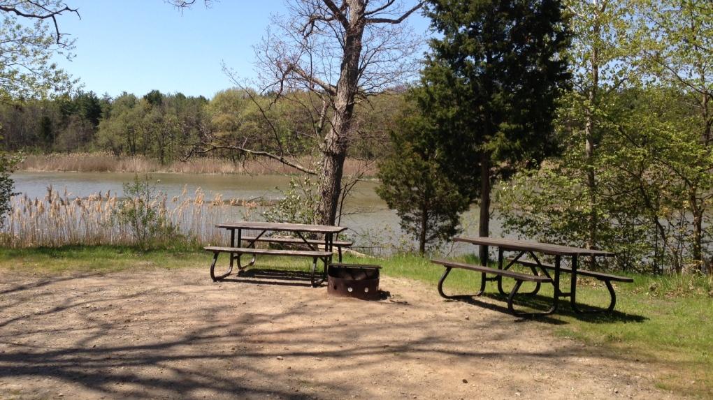 Wheatley camp site