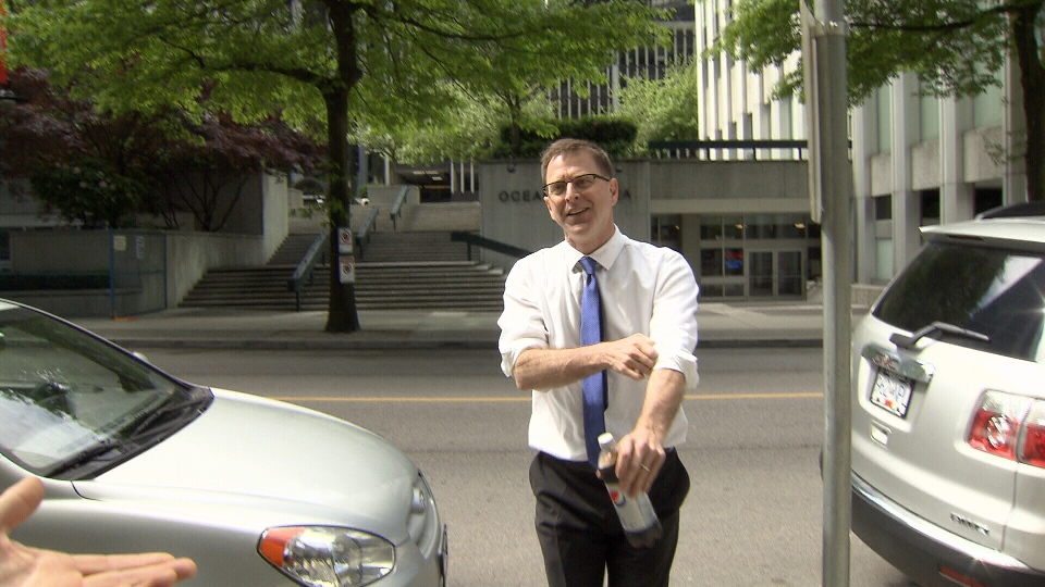 B.C. New Democrat Leader Adrian Dix is shown in this CTV file photo. (CTV)