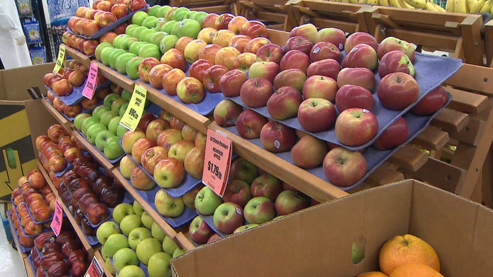 A recent report from the University of Guelph found the average Canadian household spent $300 more on food this year and that consumers can expect to pay $350 on top of that next year.