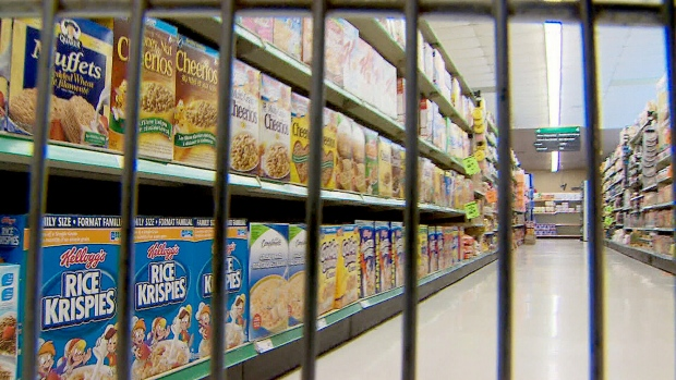 Grocery store price hikes hurting food banks