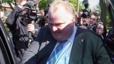 Rob Ford crack scandal