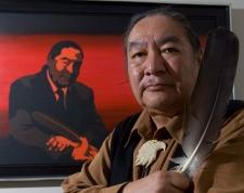 Cree leader Elijah Harper dies