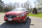 Now firmly its second redesign, the all new 2013 Volvo S60 T6 R-Design AWD is a top of the line contender for its German Rivals.  CTVNews.ca's Brent Jamieson had the chance to have a look at what makes it tick. (Bill Wang/CTVNews.ca)