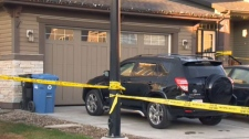 Evanston murder, woman and child murdered