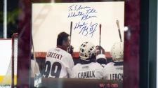 Wayne Gretzky memorabilia