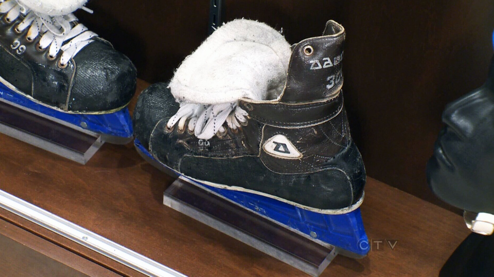 Millions of dollars are likely to change hands as what may be the world's largest game-worn collection of Wayne Gretzky memorabilia goes on the auction block.
