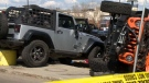 Extended: Spectator killed at Jeep demonstration