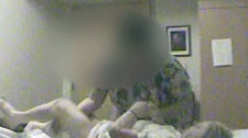 Nursing home staff suspended after hidden video