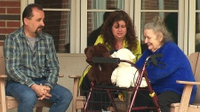 Nursing home staff suspended after video footage