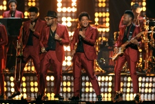 Bruno Mars at the Billboard Music Awards
