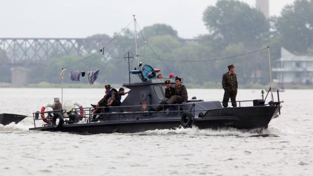 China asks North Korea to free fishing boat