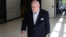 Senator Mike Duffy CTV News exclusive