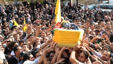 28 Hezbollah members killed in Syria
