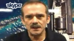 Canadian astronaut Chris Hadfield appears on Canada AM, Tuesday, May 21, 2013.