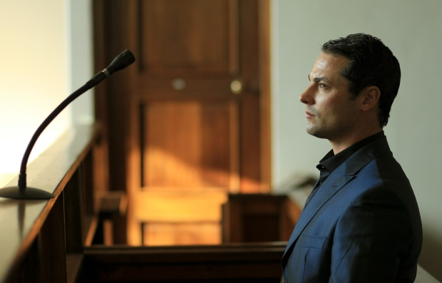 Carl Pistorius in court on May 21, 2013.