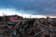 Deadly tornado rips through Oklahoma
