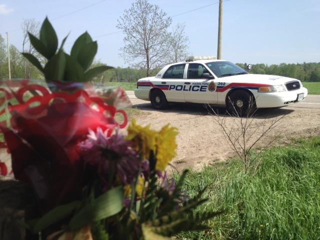 Hamilton police Millard farm