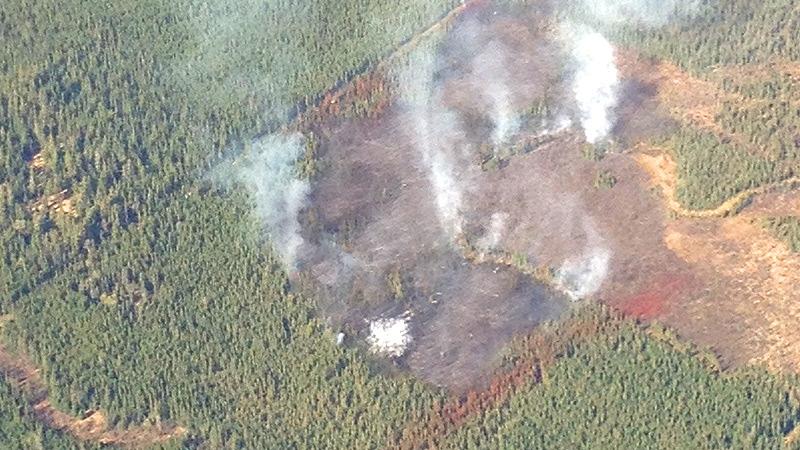 Slave Lake fire