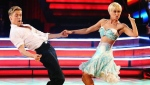 Singer Kellie Pickler and pro partner Derek Hough named 'Dancing With the Stars' champions