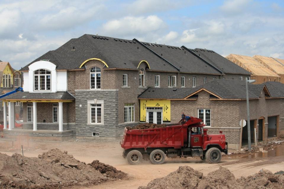 Housing market new build