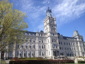 Quebec's National Assembly  - Fred Bissonnette